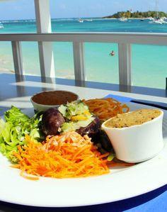 Mes 5 restaurants préférés en Guadeloupe. Photo : ©VirginieLentulus Pointe A Pitre, Marie Galante, West Indies, Caribbean, Cooking, Ethnic Recipes, Islands, Trips, Food