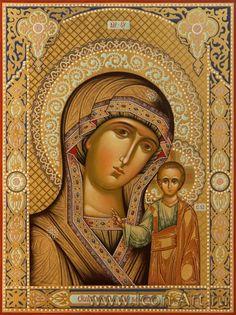 Фото: Пресвятая Богородица «Казанская»