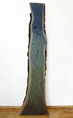 Jason Middlebrook's Paintings on Planks by nancy