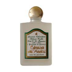 Catherine de Medici's perfume formula-hmmm.