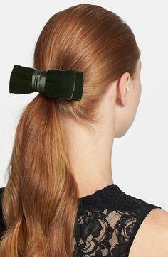 L. Erickson 'Nobility Bow' Hair Clip
