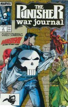 The Punisher War Journal (1988) No. 2