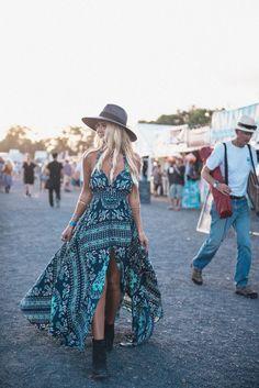 Helen Bense gypsylovinlight at Bluesfest 2016 | Spell & The Gypsy Collective