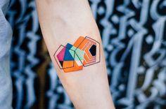 Tattoo by 23Dogma.