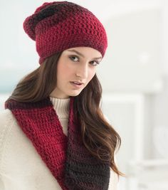 How To Crochet a Scarfie Effortless Hat and Cowl: FREE crochet patterns