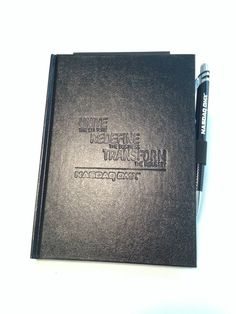 What a great notebook and pen! #Nasdaq
