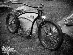 Hotlane_1 (HaGaH94) Tags: bicycle cycle custom lowrider cruiser velo nexus brooks kustom 346 basman thickbrick hagah