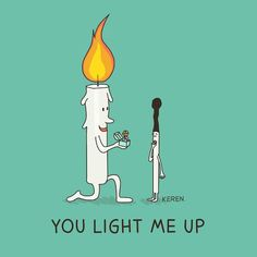 Cute Illustrations That Turn Everyday Words, Phrases Into Delightful Visual Puns - DesignTAXI.com