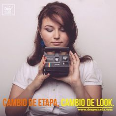 Y con la mejor de las asesorías: la del Doctor Corazón de www.despechada.com #EtapaNueva #Moda #CambioDeLook #Despechada