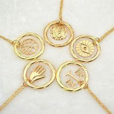 Divergent Factions Pendant Necklace