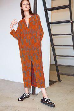 Zero + Maria Cornejo Pre-Fall 2016 Collection Photos - Vogue