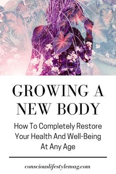 Growing A New Body: How To Completely Restore Your Health + Wellbeing At Any Age Medical anthropologist Alberto Villoldo, Ph. shares cutting edge insights into the practices and diet that will help you repair your health at any age. Natural Home Remedies, Natural Healing, Herbal Remedies, Health Remedies, Holistic Healing, Cold Remedies, Psoriasis Remedies, Holistic Remedies, Health And Wellbeing