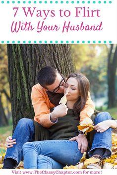 7 Easy ways to flirt