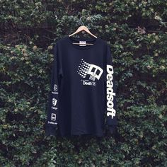Image of The Death95 Longsleeve [BLACK]