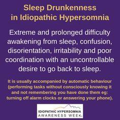Wix Pro Gallery Idiopathic Hypersomnia, Go To Sleep, Disorders, Awakening, Behavior, Facts, Gallery, Behance, Roof Rack