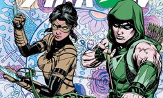 Weird Science DC Comics: Green Arrow #46 Review and *SPOILERS*