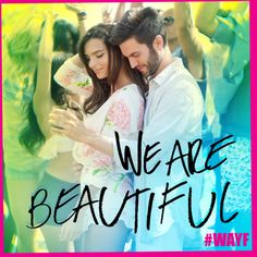 Every piece of you is a burst of something beautiful. #WAYF