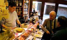 Best tapas bars in barcelona: Quimet i Quimet