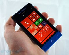 Windows Phone 8S by HTC hands-on: a bright Windows phone that holds promise (video) -- Engadget