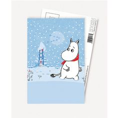 Fantastic postcard to collect or send or frame and treasure! 15 x 10cm