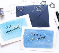 La Gata Con Botas - Christmas lettering tutorial