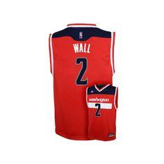 Boys 8-20 adidas Washington Wizards John Wall NBA Replica Jersey 7b85cf335