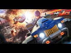 WeRace: Hot Wheels android game first look gameplay español