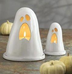 White Halloween Elegant Ideas