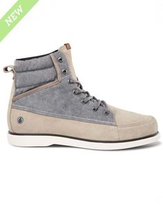 Volcom #Footwear Sub boot - #boots homme #mode @Volcom Stone Stone
