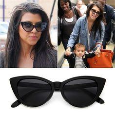 2017 Fashion Katzenaugen-sonnenbrille Frauen Markendesigner Vintage Sonnenbrille Weibliche Sunglass Oculos De Sol Feminino Brillen