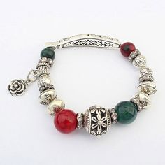 Fair Multicolor Fish Shape Decorated Simple Design Alloy Korean Fashion Bracelet www.asujewelry.com
