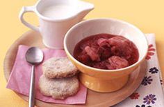 Rhubarb Raspberry Compote Recipes