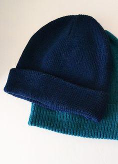 Kup mój przedmiot na #vintedpl http://www.vinted.pl/damska-odziez/inne-ubrania/8703388-2-x-beanie-czapka-granatowa-i-turkusowa