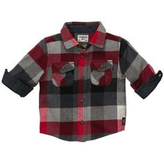 Flannel for baby boy
