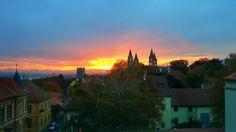 Sunset Pécs