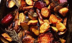 How To Make The Best Roasted Vegetables You've Ever Eaten