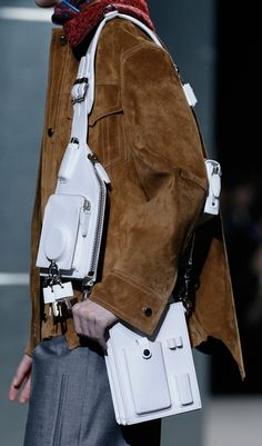Alexander Wang Goes Ultra Utilitarian for Fall 2014