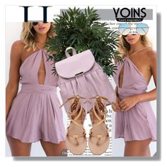 """Yoins !!"" by dianagrigoryan ❤ liked on Polyvore featuring Nearly Natural, yoins, yoinscollection and loveyoins"