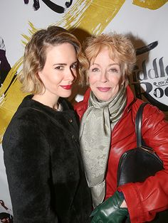Star Tracks: Monday, December 21, 2015 | A PERFECT MATCH  | Hollywood's newest power couple, Sarah Paulson and Holland Taylor, turn the opening night of Broadway's Fiddler on the Roof into date night on Sunday.