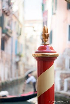 Venice Photography - Venetian Impressions, Venice, Italy, Gondolier and Canal, Travel Photograph, Home Decor, Wall Art