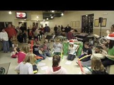 ▶ Christmas BoomWhackers at MCA - YouTube include drums/non-pitched.