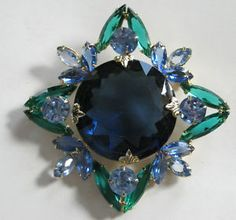 blue star, love the large stones.