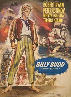 Posteritati: BILLY BUDD 1962 French 47x63