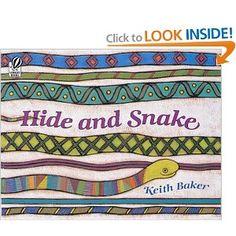 Snake book idea ( I LOVE this book!)