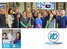 Embracing Innovative Orthodontics - Portage, Kalamazoo, Paw Paw, MI: Team KO - No Substitute