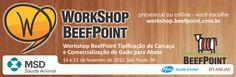 Webseminário online Comercialização de gado para abate e tipificação de carcaças http://marketing.beefpoint.com.br/webseminario-online-comercializacao-de-gado-para-abate-e-tipificacao-de-carcacas/