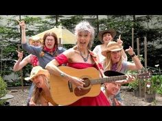 This is totally not what I expected & wish there was a different image to go with this divine video. It's my new anthem! Older Ladies by Donnalou Stevens - YouTube