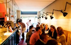 Yvette van Boven and Oof Verschuren at home and at their restaurant Aan the Amstel in Amsterdam « the selby