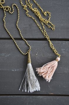 I made my first decorative tassel eleven years ago. Shortly after I started selling them locally. Once I started Nesting Place I sold tassels on etsy and my shop was constantly sold out. It was a c...