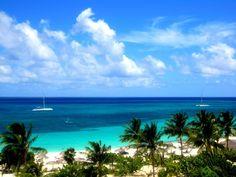 Playa Esmeralda. Guardalavaca, Cuba.